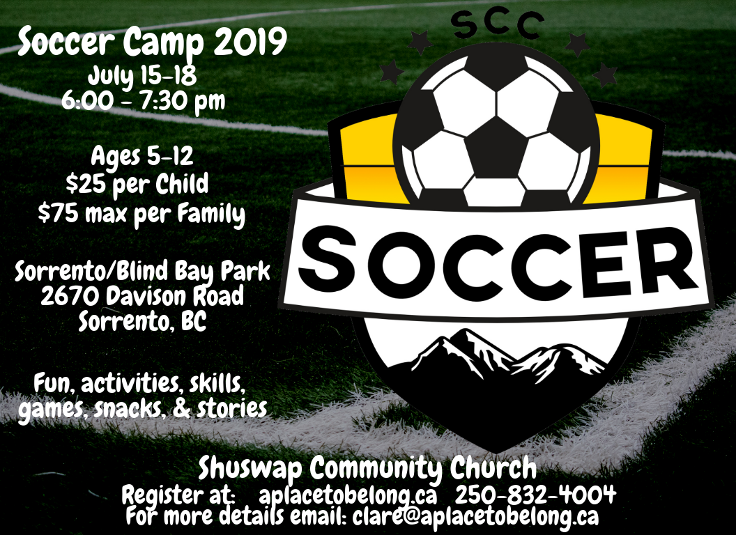 Sorrento Soccer Camp 2019