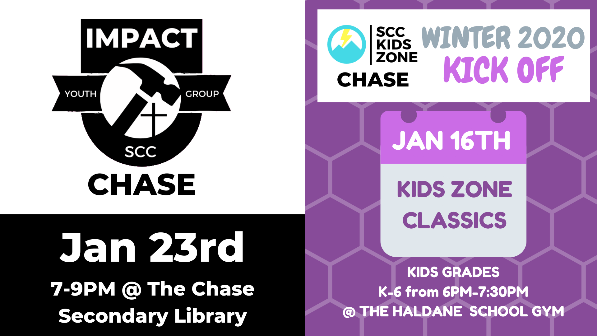 Chase Youth and Kids Winter 2020