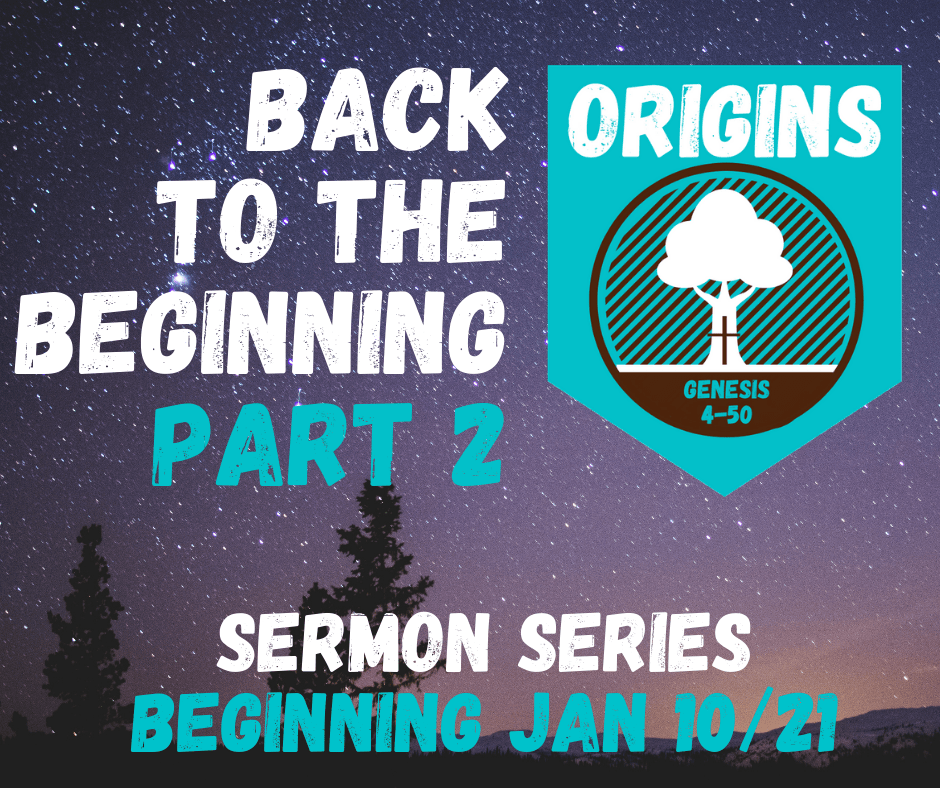 Chase ORIGINS Sermon Series